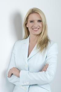 TV-Wetter-Moderatorin Claudia Kleinert